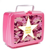 The PINK lunchbox
